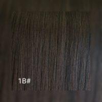 bighair 1b zwart/bruin