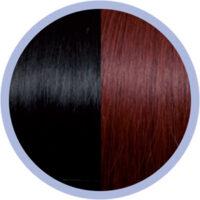 euro socap 1b-530 zwart wijnrood