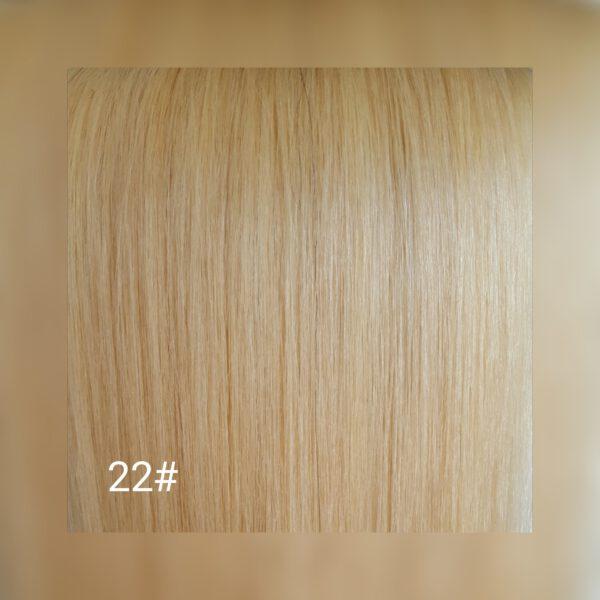 bighair 22 goudblond