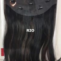 Balmain Hair Clip-in Weft MH RIO achterzijde