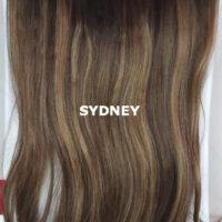 Balmain hair Clip-in Weft MH SYDNEY voorzijde