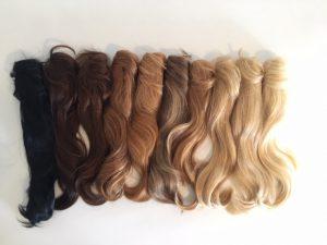 Balmain Hair Ponytail Lyon kleuren
