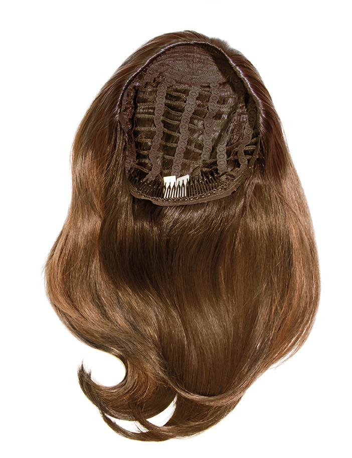 Balmain Hair HalfWig_Back_London