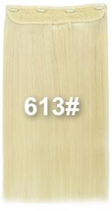 bighair 1 baan clip-in kleur 613#