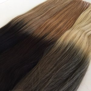 Bighair Wire Hair Extensions T-Colors T2:18-T4:27-T10:613
