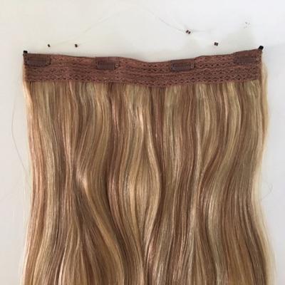 Bighair Wire Hair Extension achterzijde
