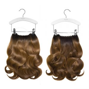 Balmain HairDress Front and Back Brown