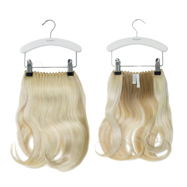 Balmain HairDress Front and Back blond