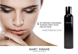 Marc Inbabe advertentie