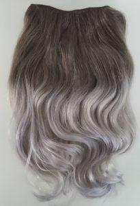 Bighair Wire Hair Extensions Ash 611
