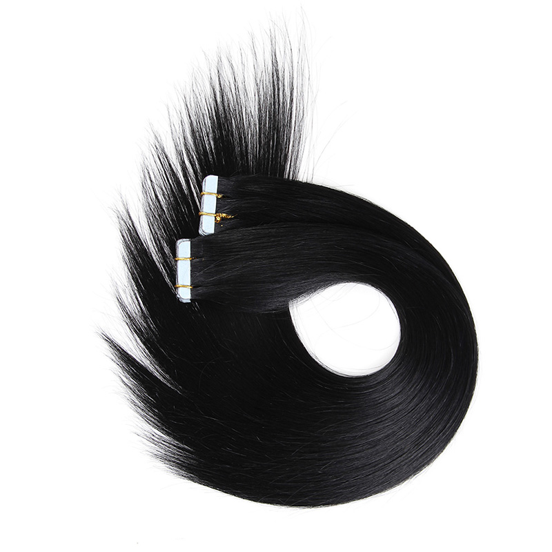 bighair tape extension donker bruin 6 hairextensions voordeel. Black Bedroom Furniture Sets. Home Design Ideas