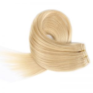 Bighair Weft Extensions blond 22