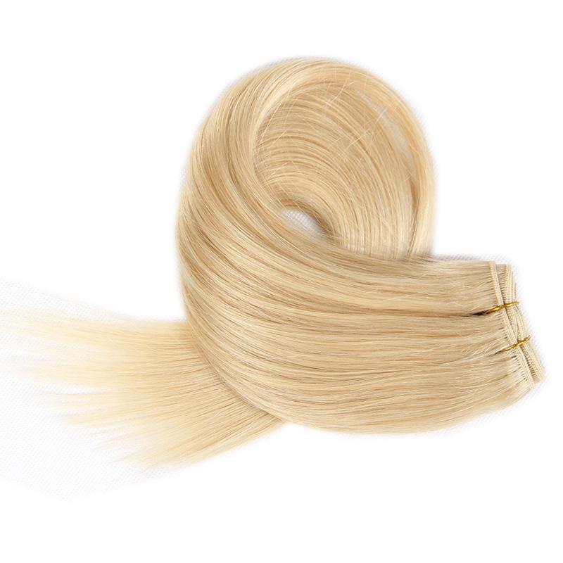 Bighair Weft Extensions blond 22