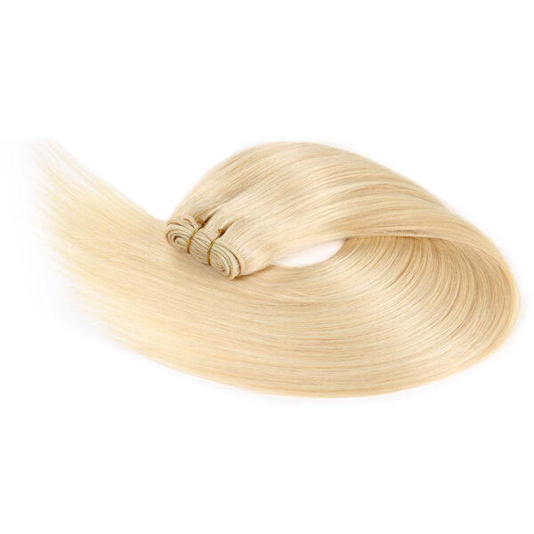 Bighair Weft Extensions blond 24