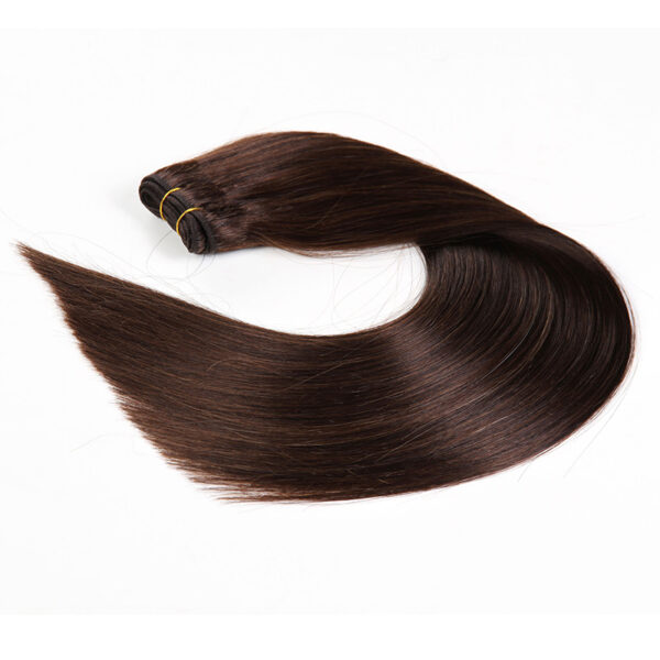 Bighair Weft Extensions Brown 4