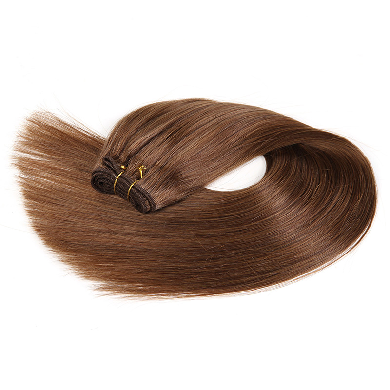 Bighair Weft Extensions Brown 6