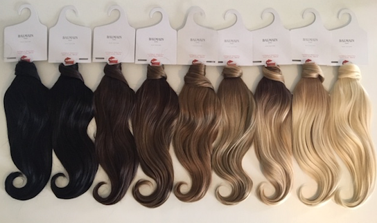 Balmain Hair Ponytail MH Collectie