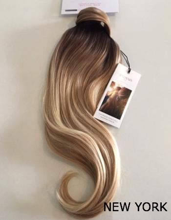 Balmain Ponytail Soft Curl NEW YORK