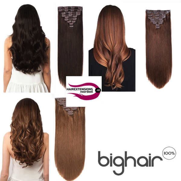 Bighair Clip-in Extensions
