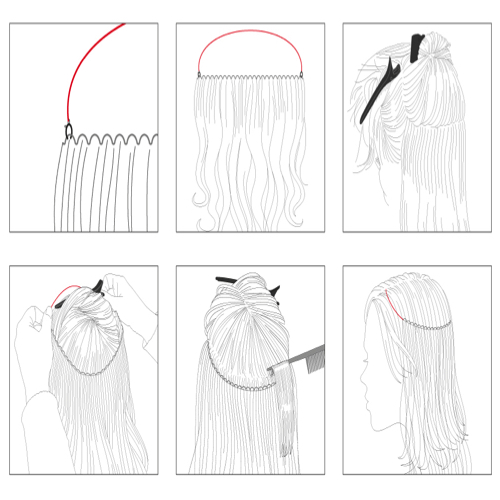 Steps bighair Wire Extensions 500x500