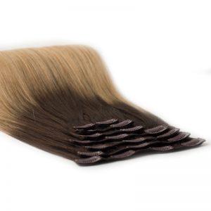 bighair clip-in kleur T2-18# Product overzicht