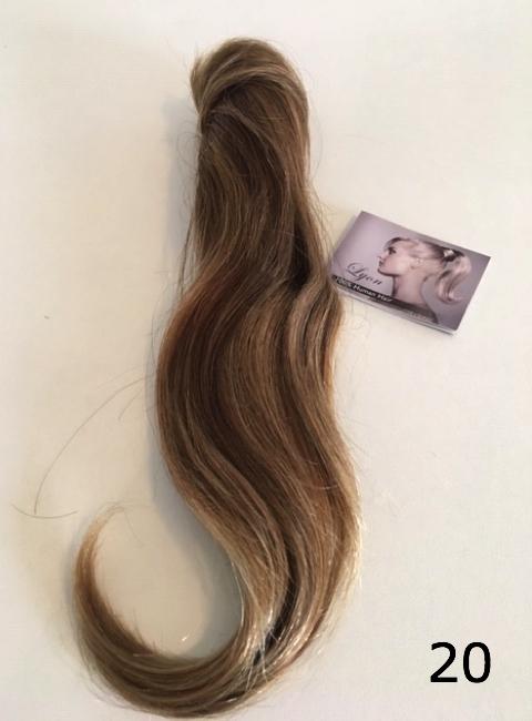 Balmain Hair Ponytail Lyon 20
