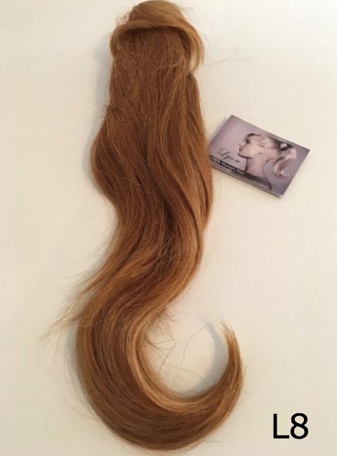 Balmain Hair Ponytail Lyon L8
