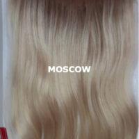 Balmain hair Clip-in Weft MH MOSCOW voorzijde